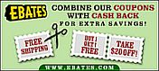 Earn  Cash Back When You Shop at Ebates